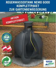 AKTION Komplettanlage NEMO 6100Liter Gartenpaket