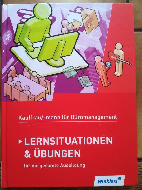 Lernsituationen übungen Kauffrau Für Büromanagement In Einhausen
