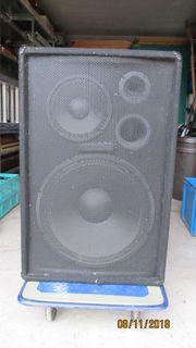 Monitorbox Omnitronic 3 - Wege 500