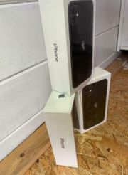 Apple iPhone 11 - 64GB - Schwarz