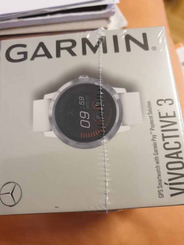 Smartwatch Wearable Garmin Vivoactive 3