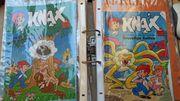 Knax-Hefte komplette Sammlung aus den