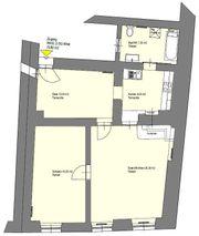 Freundliche und individuelle Wohnung in