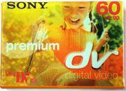 Sony Mini-DV Kassetten