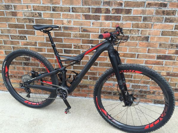 2016 Specialized S Works Camber