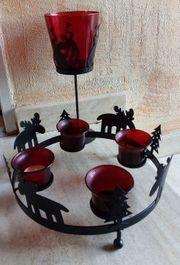 Weihnachtsdeko Spieluhr
