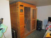 Infrarotkabine Wärmekabine Für 3 Personen