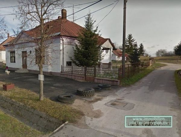 Haus Ungarn Balatonregion Grdst 1235
