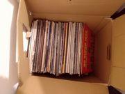 Kompaktanlage Schallplatten