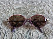 Sonnenbrille Lichtschutzbrille beim Optiker Krille