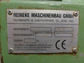 Reineke Rasenbaumaschine Seedomat 600H Bj: Kleinanzeigen aus Essen Huttrop - Rubrik Landwirtschaft, Weinbau