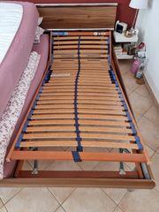 Doppelbett von Hasena vom Möbel