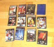 verschiedene Playstation 2 Spiele Preis