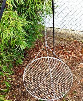 Dreibein 200cm inkl 14 L: Kleinanzeigen aus Eggstätt - Rubrik Gartenmöbel