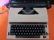 elektrische Schreibmaschine v Privileg 591