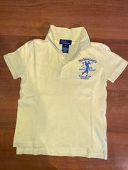 Ralph Lauren Shirt gelb 3J