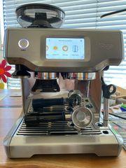 SAGE SES880 Barista Touch Espressomaschine -