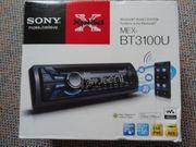 Sony Autoradio mit Cd