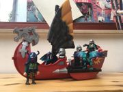 Playmobil Drachen-Schiff mit Zubehör