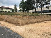Erde Mutterboden Erdaushub in Backnang
