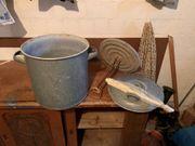 Einkochtopf Küchengerät Alt Antiquarisch Nur