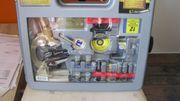 Laborkoffer mit Mikroskop für Kinder