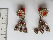 Ohrringe aus Afrika