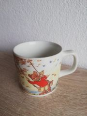 KINDERTASSE Robert Bear 80erJahre