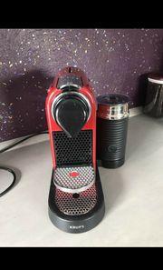 Nespresso Kapselmaschine Citiz Milk