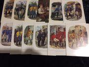 Ansichtskarten 12 Karten zur Postgeschichte