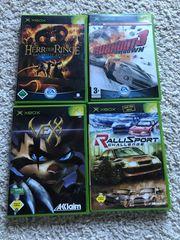 XBOX XBOX 360 Spiele
