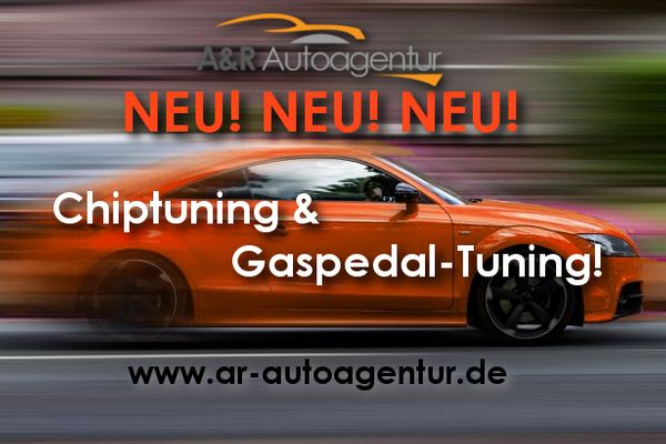 Chiptuning Gaspedal-Tuning bei A R