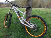 Canyon Torque FRX Mountainbike Downhiller