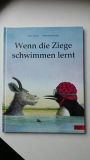 tolles kinderbuch wenn die Ziege