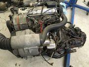 G60 Motor Getriebe Lader VW