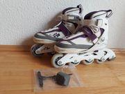 schöne Inline-Skates für Mädchen Größe
