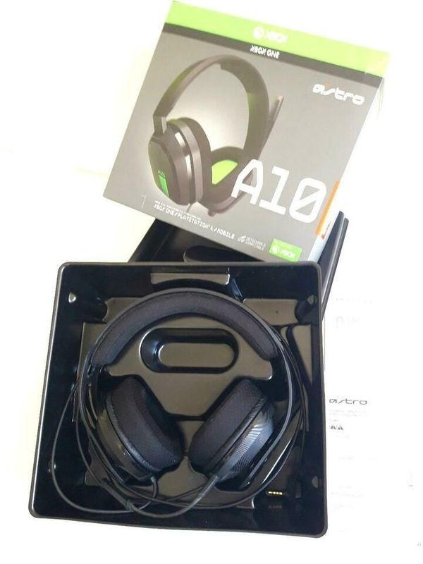 Headset Astro Gaming A10-Headset Kabel