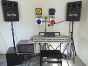 Alleinunterhalter Musiker Komplett-Anlage