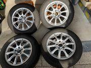 Mercedes Benz Winterkompletträder für C