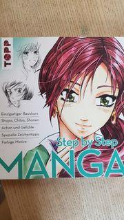 Manga Buch