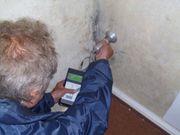 Schimmel - Gutachten Bau - Feuchte- Messung