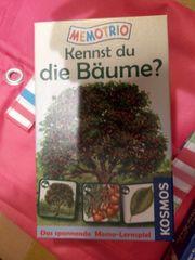 Spiel Kennst du die Bäume