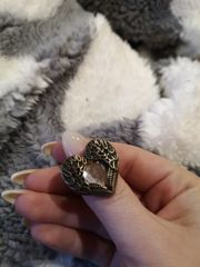 Ring Gr 54 Farbe Gold