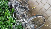Puch waffenrad fahrrad 1950