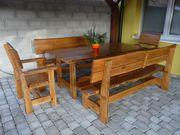 Ich verkaufe Garten Sitzgruppe aus