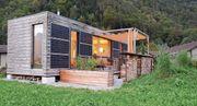 Sein eigenes autarkes Zuhause - Konzept