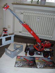 LEGO-Technik Geländegängiger Kranwagen 42082