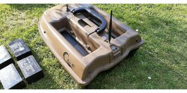 Angeln - Futterboot Baitboat Lakemaster 2 kein