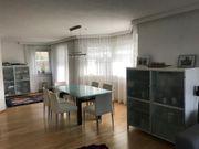 Design Glastisch für 6-10 Stühle