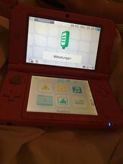 verkaufe Nintendo 3Ds pink plus